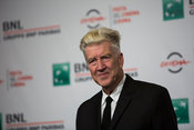 David Lynch at a photocall at the Rome International Film Festival, , Rome Italy, 4 Nov, 2017