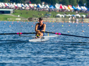 Taken during the NZSSRC - Maadi Cup 2017, Lake Karapiro, Cambridge, New Zealand; ©  Rob Bristow; Frame 2213 - Taken on: Satur...