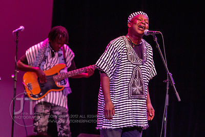 Sierra Leone Refugee Allstars, Englert Theater, May 25th, 2012