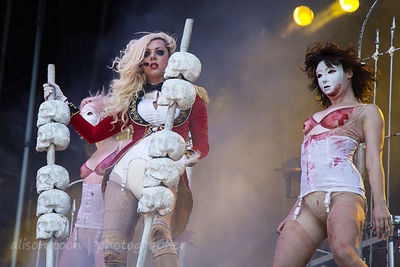 In This Moment, Aftershock 2013