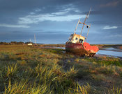 Red Boat, Heswall Shore