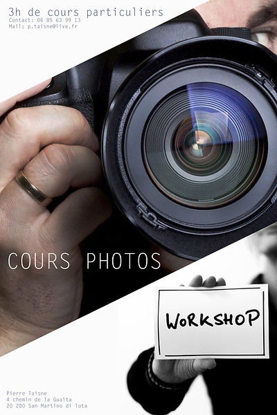 WORKSHOP D'ÉTÉ