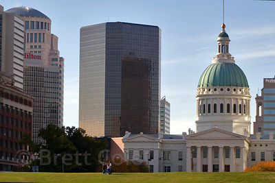 The Saint Louis Old Historical Courthouse, Missouri
