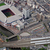 Millennium Stadium, London Olympics 2012