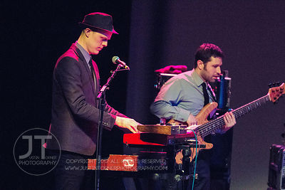 Hoopla - The Diplomats of Solid Sound, Englert Theatre, December 19, 2014