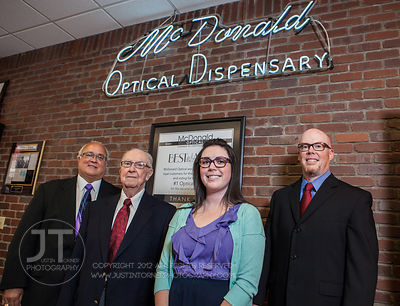 IC Downtown Magazine - McDonald Optical