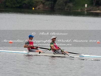 Taken during the World Masters Games - Rowing, Lake Karapiro, Cambridge, New Zealand; ©  Rob Bristow; Frame 3460 - Taken on: Sunday - 23/04/2017-  at 16:49.38
