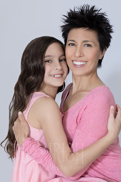 Portraits - Children | Anna Malosky | Mother & Daughter | Portrait Photographer | St. Pete