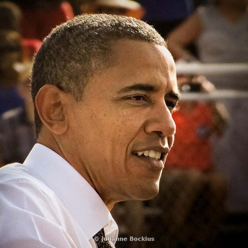 Obama in Delray Beach