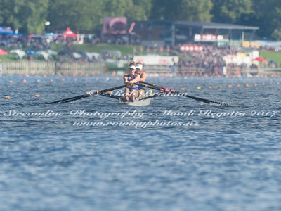 Taken during the NZSSRC - Maadi Cup 2017, Lake Karapiro, Cambridge, New Zealand; ©  Rob Bristow; Frame 2287 - Taken on: Satur...