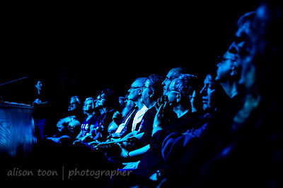 Fans watching Marillion
