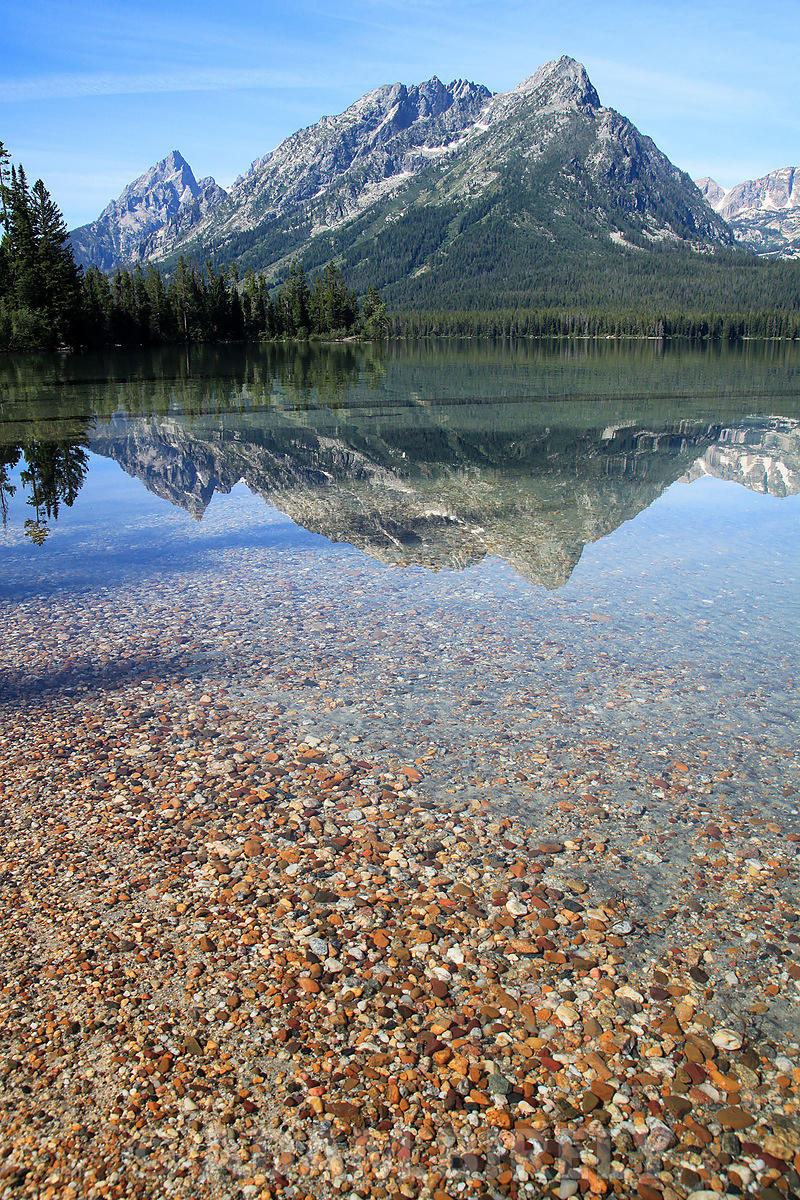 Leigh Lake - Grand Teton