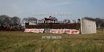 2016-03-12 CHH Parham Point to Point - Race 3