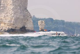 Fugitive, G130, Fortitudo Poole Bay 100 Offshore Powerboat Race, June 2018, 20180610124