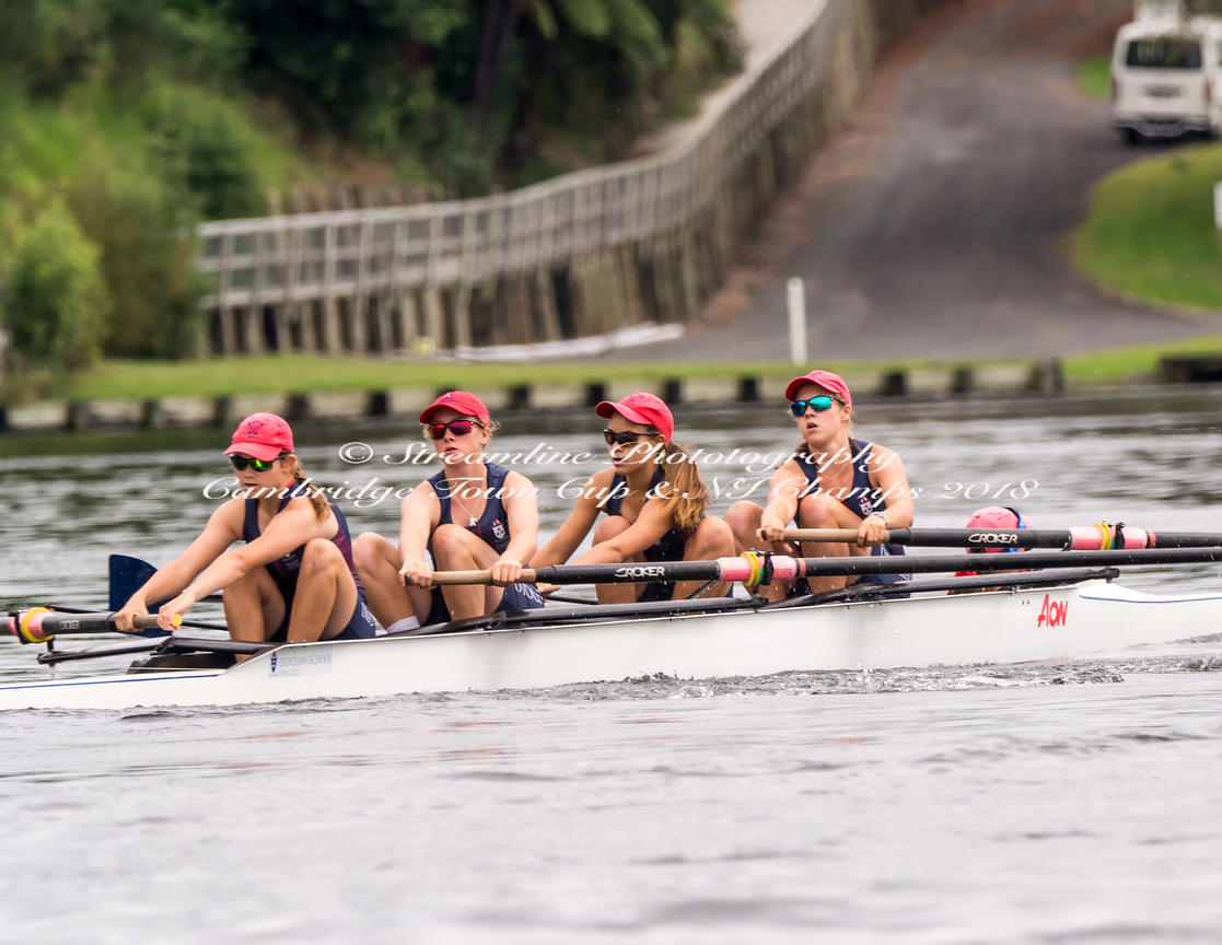 Taken during the NZSSRC - Maadi Cup 2017, Lake Karapiro, Cambridge, New Zealand; ©  Rob Bristow; Frame 1073 - Taken on: Frida...