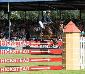 Lauren Hough (USA) & Adare