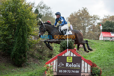 Emilie Chandler (GBR) & Coopers Law