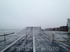 The Flight deck of HMS Illustrious