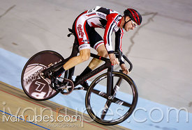 Master B Men Sprint 1/4 Final, Ontario Track Championships, Day 2, April 11, 2015