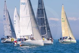 IRC Class 2 start, Poole Regatta 2018, 20180527519