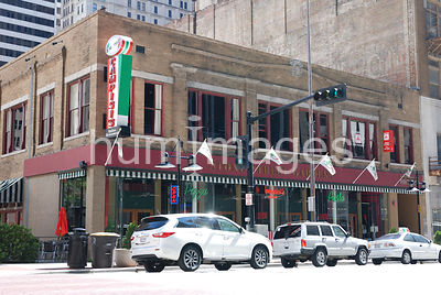 Dallas Stock Photos: Campisi's Restaurant in Downtown Dallas