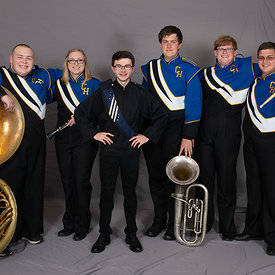 CHCA Band Seniors photos