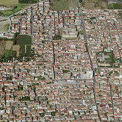 Casaluce aerial photos