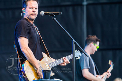 Gary Allan, Great Jones County Fair, July 18, 2013