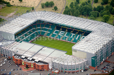 Celtic Park, Glasgow, Lanarkshire