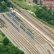 Amersfoort Railway Junction, Utrecht