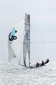 18ft Skiff European Grand Prix, Sandbanks, 20160904128
