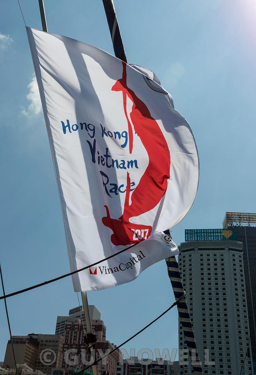 2017 Volvo Hong Kong to Vietnam Race
