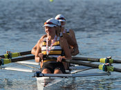 Taken during the NZSSRC - Maadi Cup 2017, Lake Karapiro, Cambridge, New Zealand; ©  Rob Bristow; Frame 1797 - Taken on: Friday - 31/03/2017-  at 17:27.26