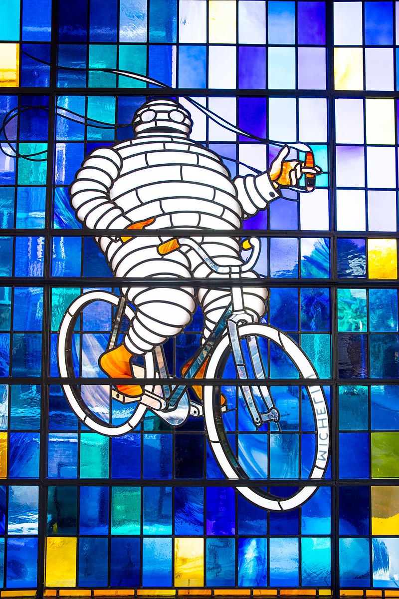 Bibendum at the Michelin Building: Photographer Neil Emmerson