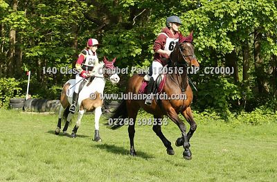 Crabbet Park Hunter Trial - 17th May 2015