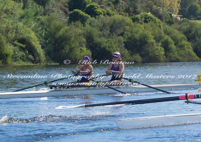 Taken during the World Masters Games - Rowing, Lake Karapiro, Cambridge, New Zealand; ©  Rob Bristow; Frame 379 - Taken on: T...