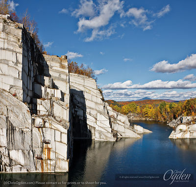 Barre Gray Granite | Rock of Ages Corp. | Graniteville, Vermont, USA | Photo courtesy of Chris Ogden Photography | www.Quarry...