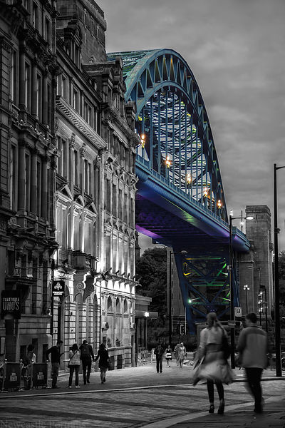 Quayside Evening 2