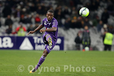 Soccer Ligue 1 Toulouse / Nice
