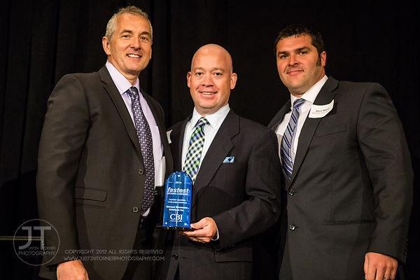 CBJ - Fastest Growing Companies Awards Breakfast, May 20, 2014
