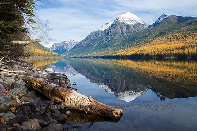Bowman Lake - Glacier National Park