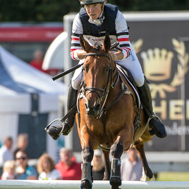 2015 Hickstead Longines