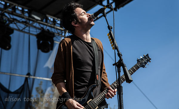 Chevelle Aftershock 2012