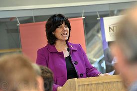 The Parliamentary under Secretary of State for Transport Claire Perry MP