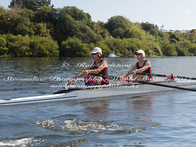 Taken during the World Masters Games - Rowing, Lake Karapiro, Cambridge, New Zealand; ©  Rob Bristow; Frame 361 - Taken on: T...