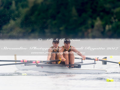 Taken during the NZSSRC - Maadi Cup 2017, Lake Karapiro, Cambridge, New Zealand; ©  Rob Bristow; Frame 2001 - Taken on: Satur...