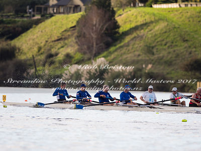 Taken during the World Masters Games - Rowing, Lake Karapiro, Cambridge, New Zealand; Tuesday April 25, 2017:   5868 -- 20170...
