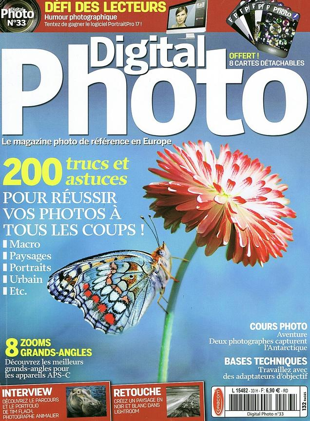 Digital Photo (France) - May, June 2018