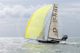 Be Light, HUN 18, 18ft Skiff, Euro Grand Prix Sandbanks 2016, 20160904589