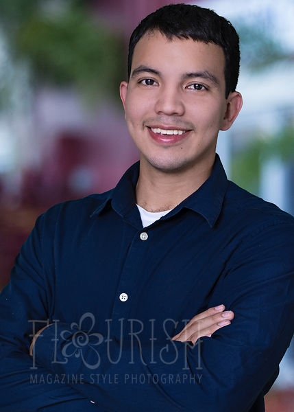 Portraits - Head Shot | Action Coach | Juan Salazar | Business Headshot | St. Pete